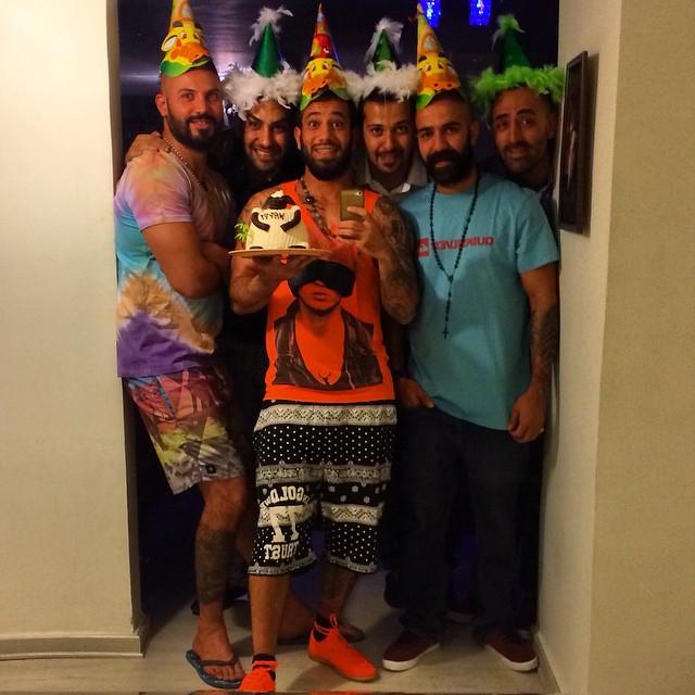 تتلو   جشن تولد لاکچری و شیک تتلو غوغا به پا کرد + تصاویر