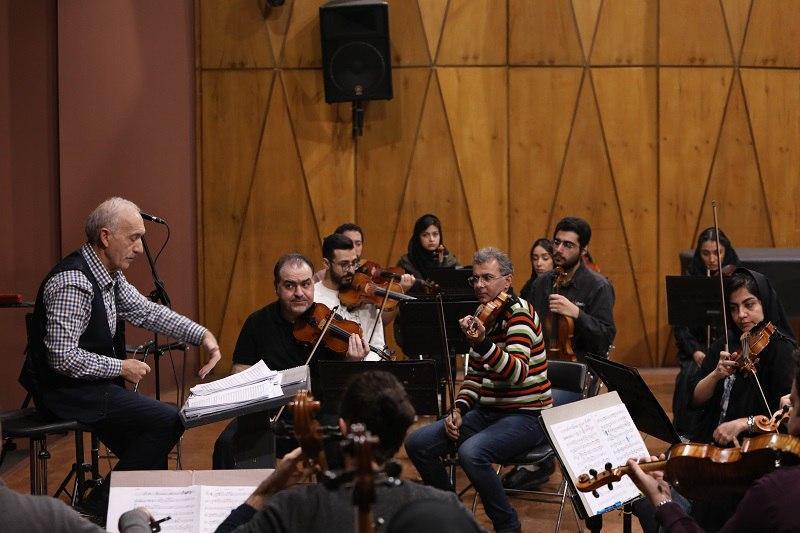 آقاوردی پاشایف رهبر ارکستر ملی ایران