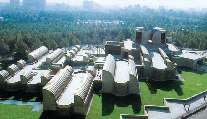 موزه هنرهای معاصر تهران 8