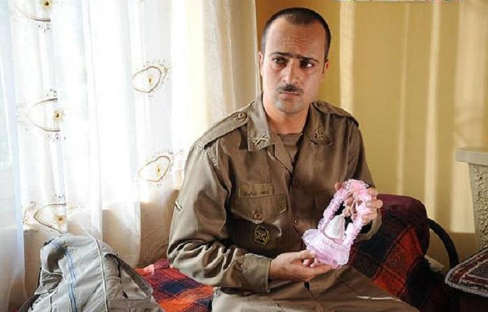 احمد مهرانفر در فیلم عاشقانه ای برای سرباز وظیفه
