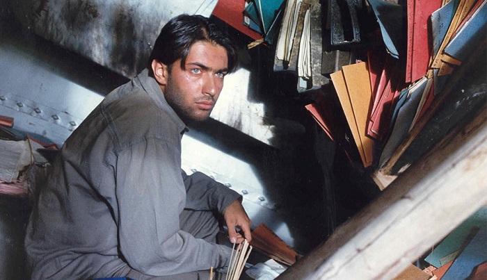 پارسا پیروزفر در فیلم سینمایی شیدا محصول سال 1377