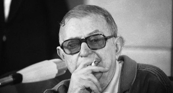 ژان پل سارتر 2
