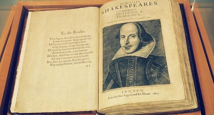ویلیام شکسپیر 4