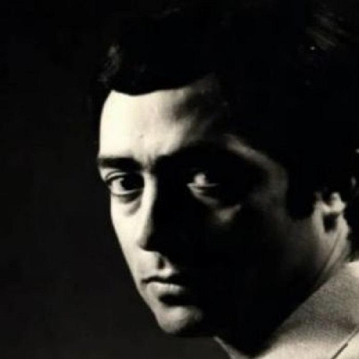 احمدرضا اجمدی در جوانی