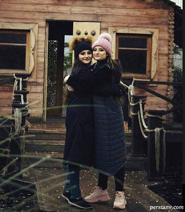 سارا و نیکا