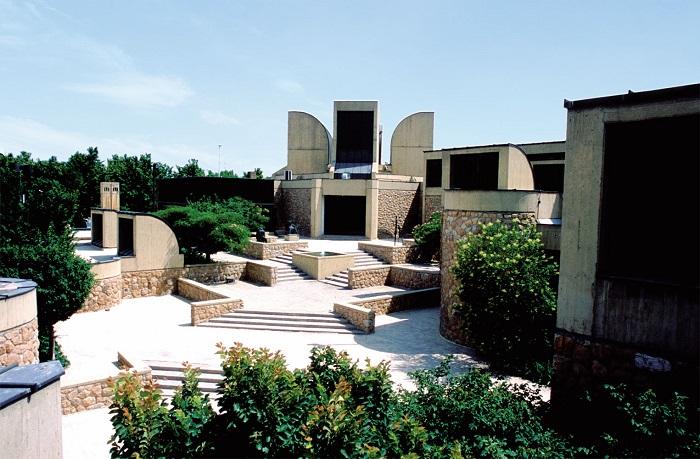 موزه هنرهای معاصر تهران 7