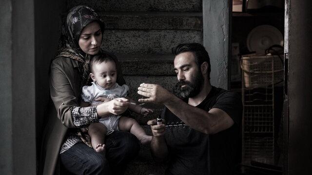 سه کام حبس سامان سالور جشنواره فیلم فجر