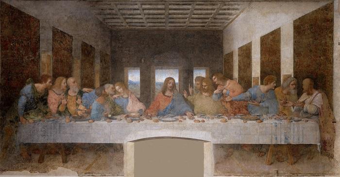 لئوناردو داوینچی شام آخر