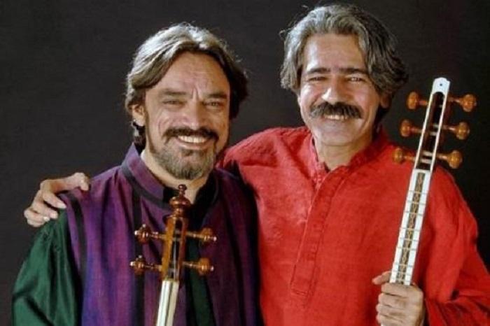 کیهان کلهر و حسین علیزاده