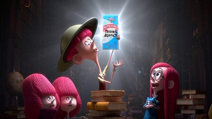 انیمیشن Willoughbys