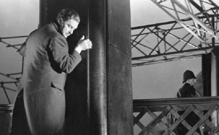 فیلم جاسوسی «39 پله»