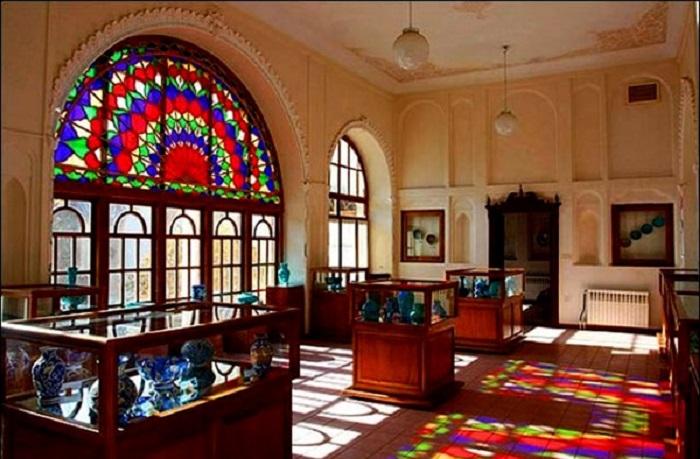 موزه آبگینه 8