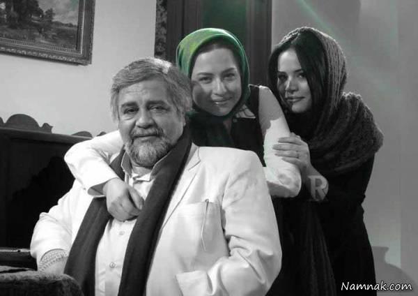 محمدرضا-شریفی-نیا-و-دخترانش