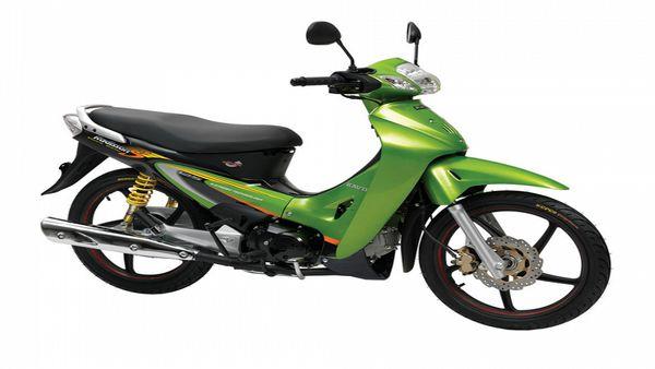 قیمت انواع موتورسیکلت دوشنبه ۱۳ مرداد