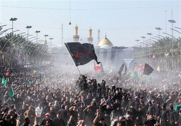 نام نویسی ۵۰ هزار نفر برای پیاده روی اربعین