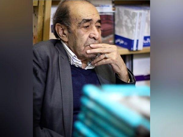 پدر احسان خواجه امیری واکسن زد + فیلم