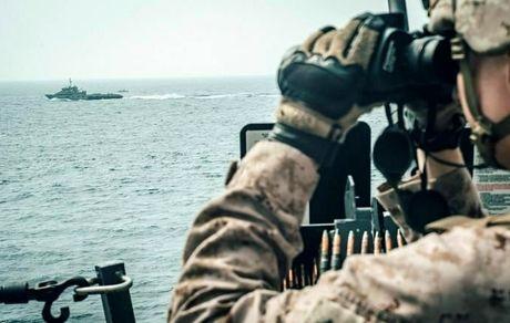 پیوستن لهستان به ائتلاف دریایی آمریکا در خلیج فارس