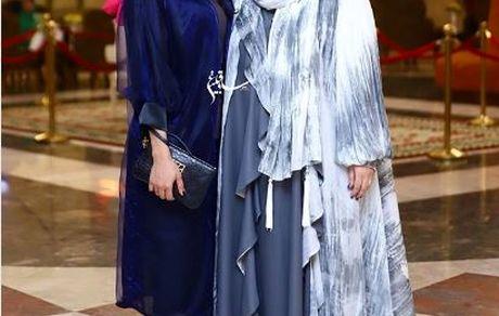 فاطمه گودرزی و دخترش در کیش + عکس