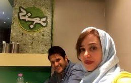 سیاوش خیرابی| جنجال ماجرای ازدواج اش +عکسهای دو نفره و بیوگرافی