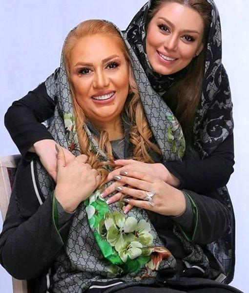 سحر قریشی جذاب و مادرش + عکس