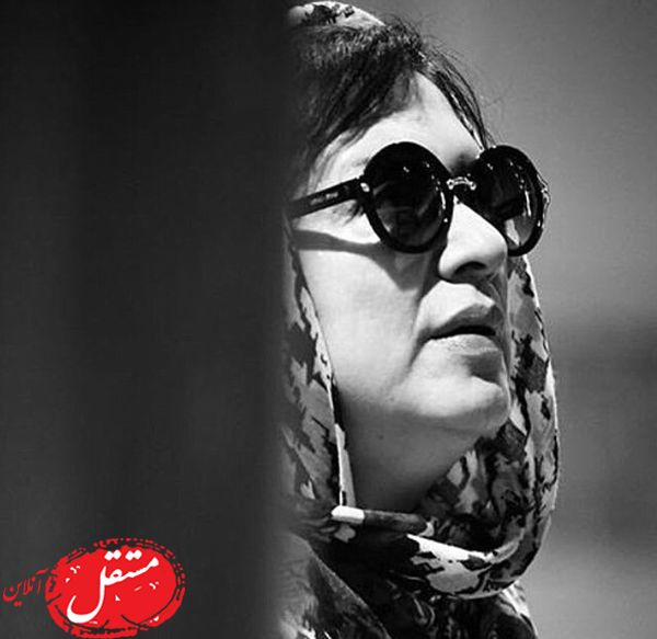 عینک خاص رویا تیموریان + عکس