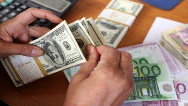 قیمت دلار و یورو دوشنبه ۱۰ شهریور