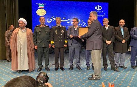 انتخاب مدیرعامل شرکت ملی صنایع مس ایران بهعنوان مدیر جهادی کشور