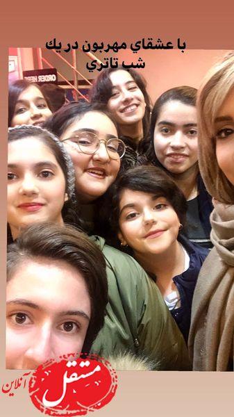 شبنم قلی خانی و عشقهای کوچولوش + عکس