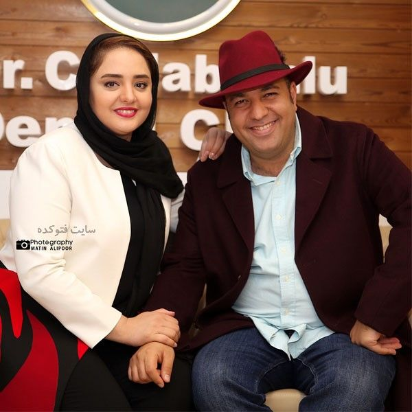 عکس های نرگس محمدی و همسرش علی اوجی + زندگی شخصی