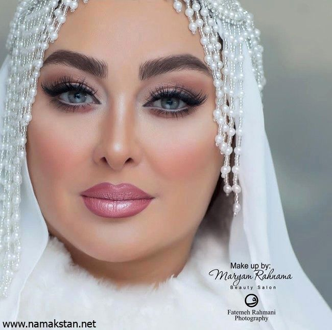 عکس ازدواج الهام حمیدی