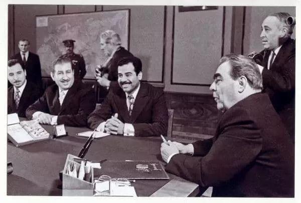 هراس شوروی از پیروزی ایران در جنگ با عراق