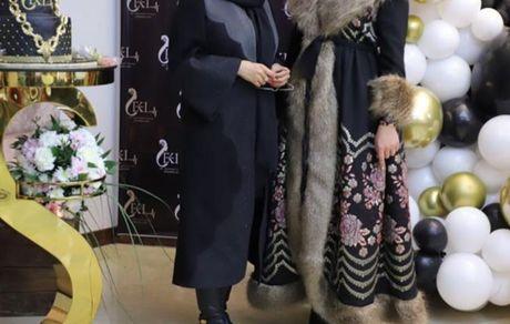 پرستو صالحی در کلینیک زیبایی دوستش + عکس