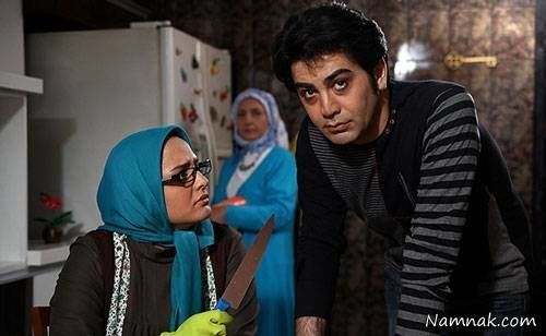 فرزاد حسنی و نرگس محمدی
