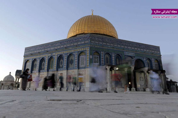 بیت المقدس، اورشلیم، گنبد سنگی، شهر مقدس مسلمانان، یهودیان