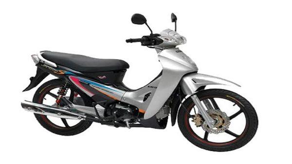 قیمت انواع موتورسیکلت شنبه 1 شهریور