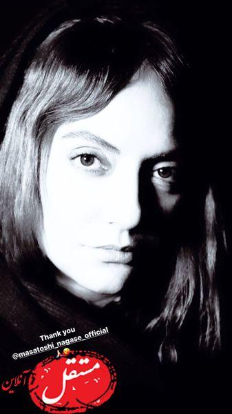 چهره جذاب مهناز افشار در تاریکی + عکس
