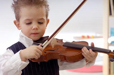 موسیقی روی سرعت یادگیری کودکان تاثیر می گذارد