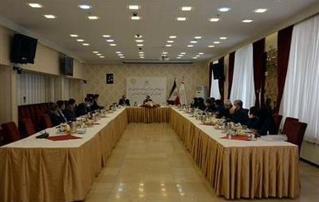 جلسه شورای هماهنگی ادارات منابع انسانی بانکهای دولتی به میزبانی بانک صنعت و معدن برگزار شد