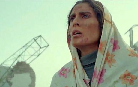 بهناز جعفری با گریمی خاص + عکس