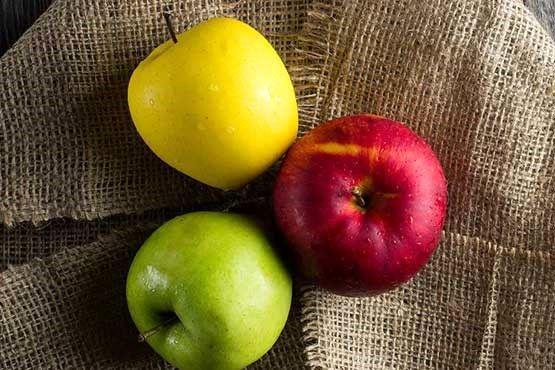 این قسمت از سیب کٌشنده است!