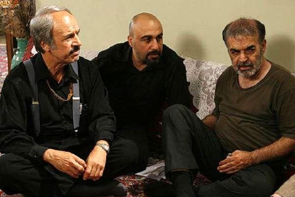 رضا عطاران و حمید لولایی