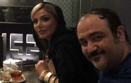 عکسهای عاشقانه مهران غفوریان با همسرش+ عکس و بیوگرافی