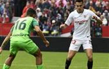 سویا فرصت نزدیک شدن به رئال مادرید را از دست داد
