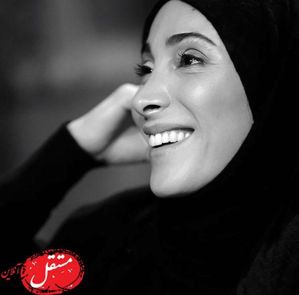 حجاب کامل سحر زکریا + عکس