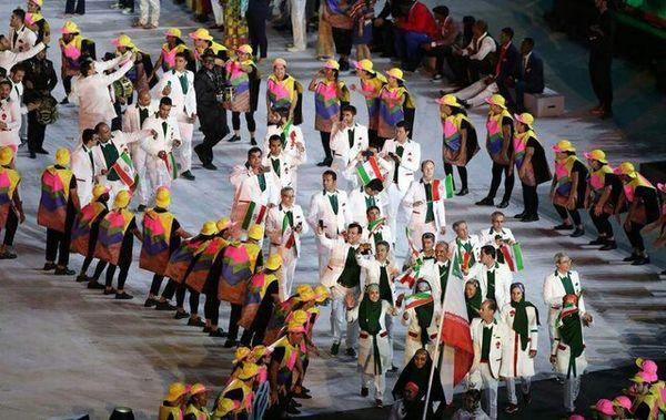 ماجرای رژه المپیک  چه بود