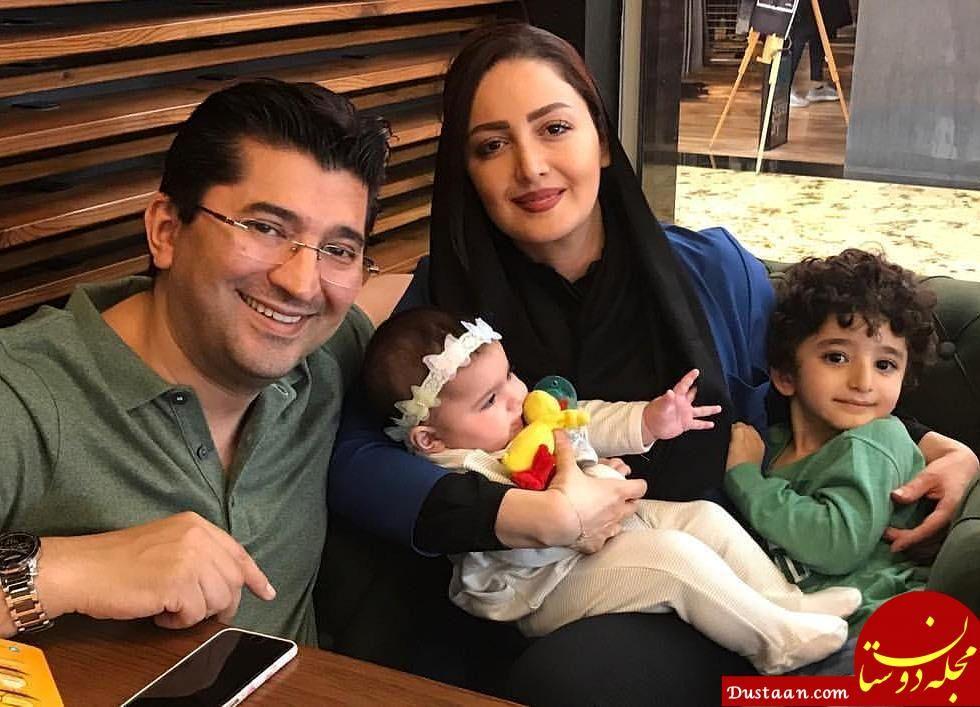بیوگرافی شیلا خداداد و همسرش فرزین سرکارات به همراه فرزندانش ...