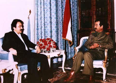 مسعود رجوی خواهان حمله به ایران بود