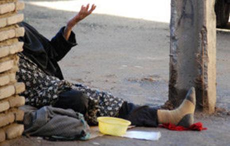 مردم تهران روزی ۱.۵ میلیارد تومان به متکدیان پول میدهند