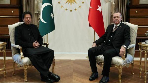 حمایت پاکستان از حمله نظامی ترکیه به کردستان سوریه