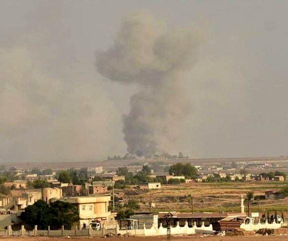 جدیدترین اخبار عملیات نظامی ترکیه در شمال سوریه